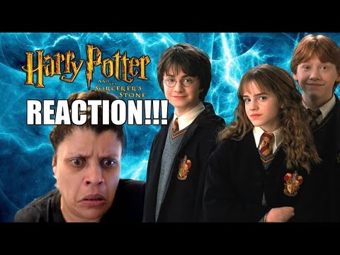 Download First Time Watching HARRY POTTER & THE SORCERER'S STONE   THIS MOVIE IS AMAZING!!!