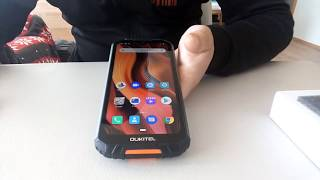 Oukitel WP6 (rugged) - Great 48 MP camera & 10000 mA survival phone - unboxing, review, comparison