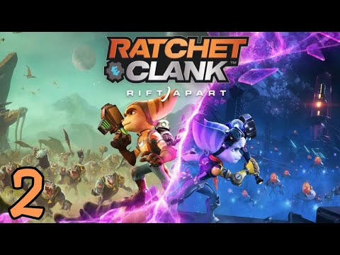 A POR EL PLATINO - Ratchet & Clank: Una dimensión Aparte - Directo 2