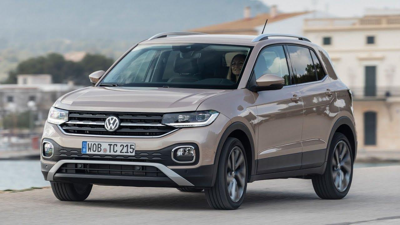 Volkswagen T-Cross 2019 Car Review
