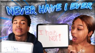 NEVER HAVE I EVER ft. MY BOYFRIEND 😱
