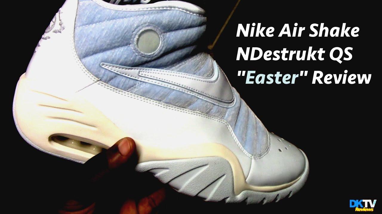 Nike Air Shake NDestrukt QS