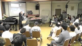 2015年11月21日(土) SDA東京中央教会 青年会主催 メッセージ:マーク...