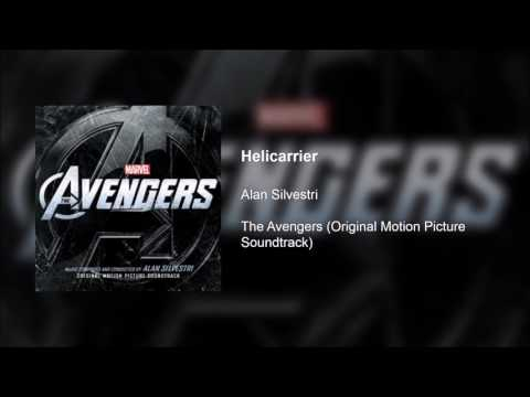 The Avengers OST | Track 06   Helicarrier