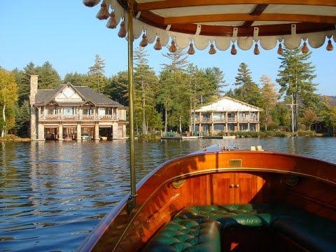Tour this Adirondack Great Camp