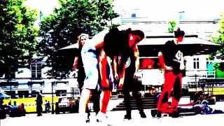 P o U t N í K a street dance in Luxembourg