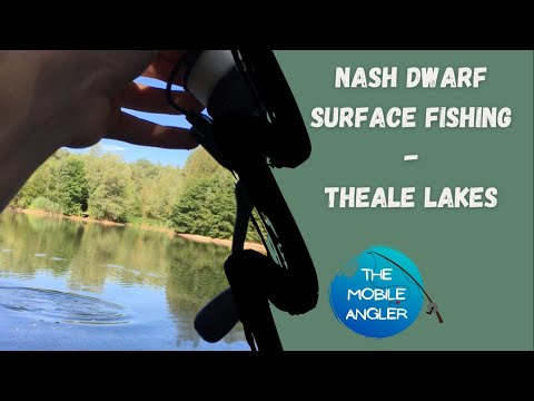 Surface Action - Theale Island Lake