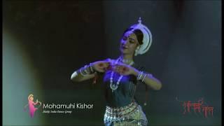 Tejaswini Gautam Dance Performance in Taiwan- Indian Classical Dance-Odissi