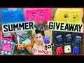 HUGE Summer Giveaway 2015! | OVER 500 Prizes! | Kindle Fire HD 7, Polaroid Cameras & More!