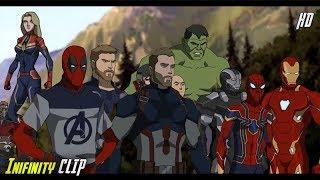 Avengers 4  Animado HD