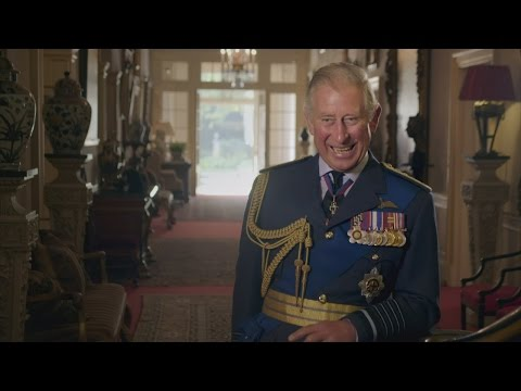The Royal Family share their thoughts on the Queen turning 90