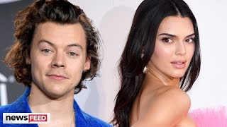 Kendall Jenner FaceTimes With A 'Harry' And Fans Are FREAKING OUT It's Harry Styles!