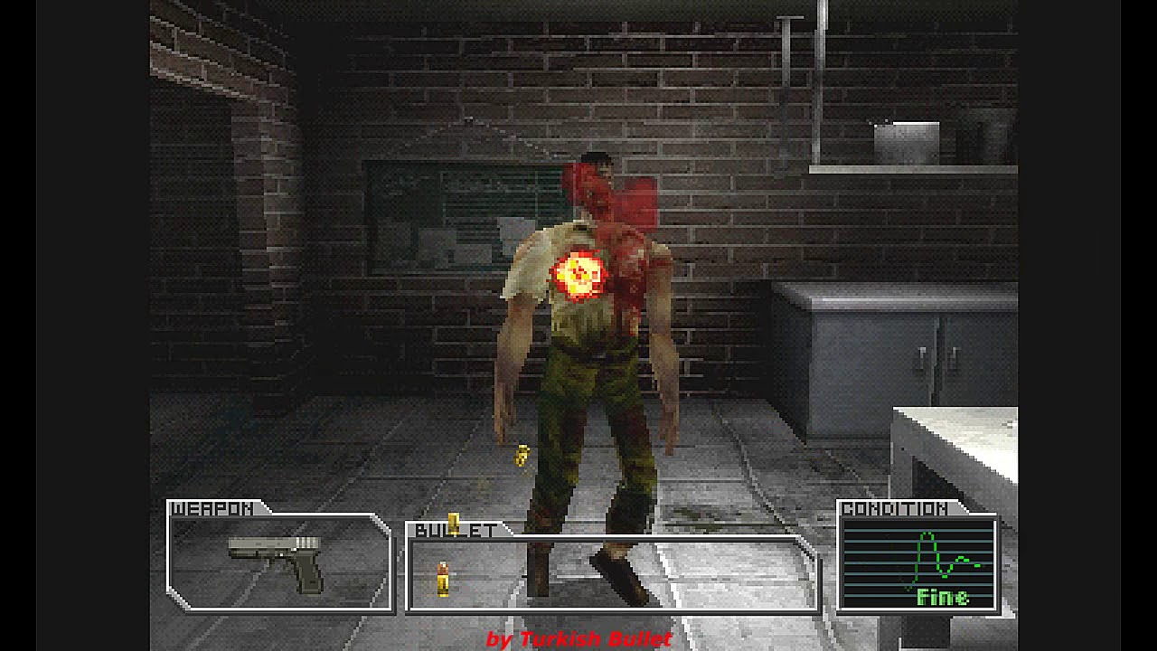 Andy Holland resident evil: survivor (playstation) - (longplay | andy holland path |  normal difficulty)