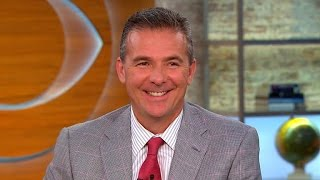 Urban Meyer talks Ohio State football, leadership and life in new book