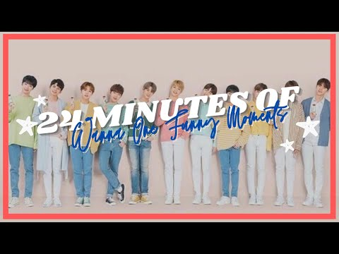 Free Download 24 Minutes Of Wanna One Funny Moments Mp3 dan Mp4