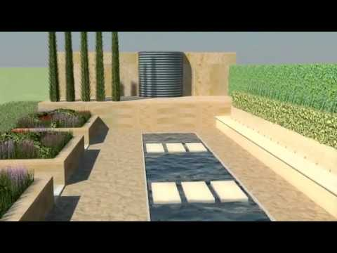 3D Garden, Chelsea 2012