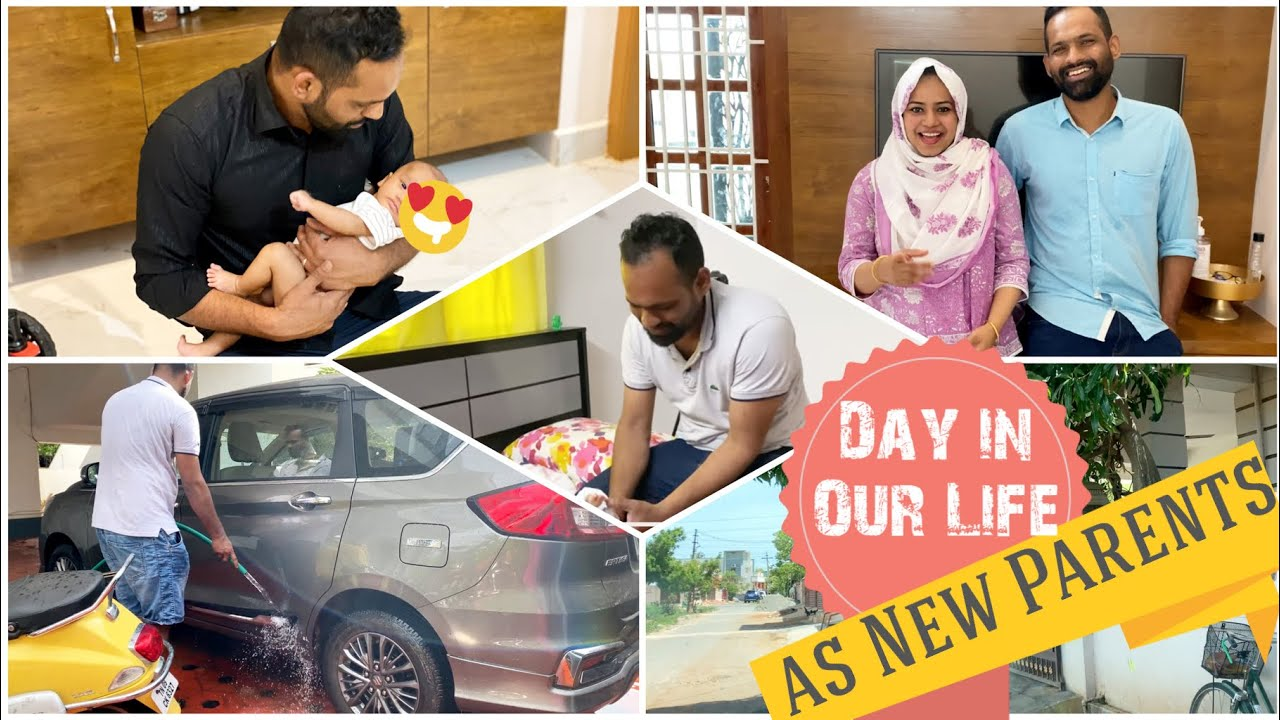 Day in our life as New Parents / Zulfia's recipes / Zulfia Syed