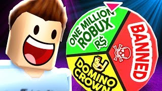 ROBLOX WHEEL VON FORTUNE