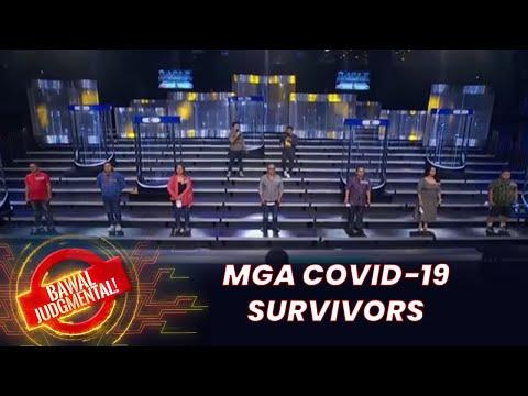 Mga COVID-19 Survivors | Bawal Judgmental | June 13, 2020