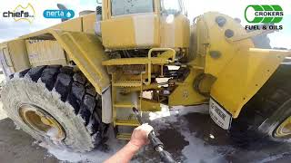 Nerta's Active Diamond cleaning Earthmoving gear