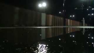 60079 puddle reflection Iron ore Barnetby 09_02_2013