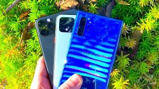 Galaxy Note 10 Plus vs iPhone 11 Pro Max vs Pixel 4 XL