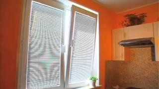 видео Жалюзи на окна от производителя