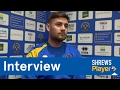 INTERVIEW | Joe Riley pre Peterborough United (A) - Town TV