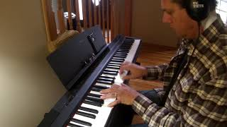 Bob James - Angela (Theme from Taxi) - piano cover by Steve Tocco
