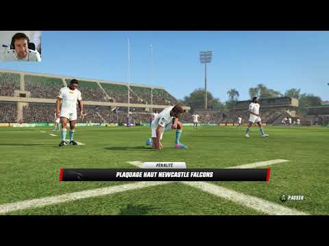 EXETER CHIEFS - NEWCASTLE FALCONS : Rugby Challenge 3