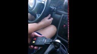 Сброс ошибки подушки безопасности Audi A4
