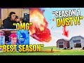 Streamers React To *NEW* SEASON 10 OFFICIAL TRAILER In Fortnite!