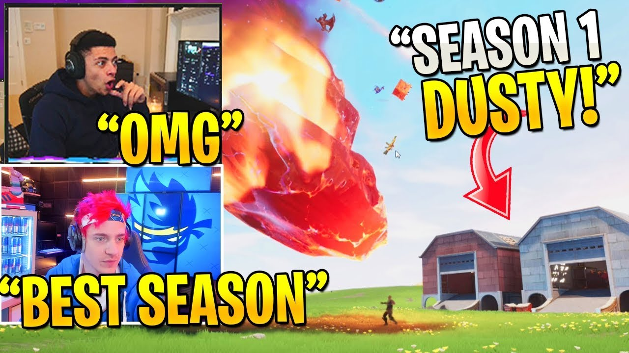Streamers React to *NEW* SEASON 10 OFFICIAL TRAILER in Fortnite! thumbnail
