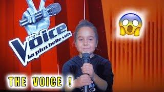 JEN PARTICIPE à THE VOICE KIDS !?