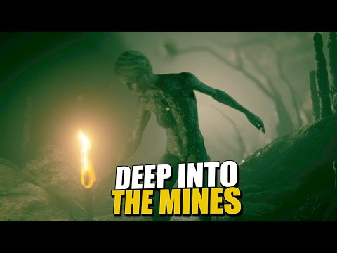 The Mine Is DARK And FULL Of TERRORS (Outlast 2) #10