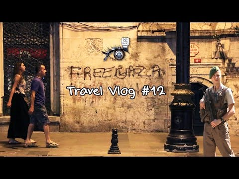Travel Vlog #12: Are You From Turkey?!