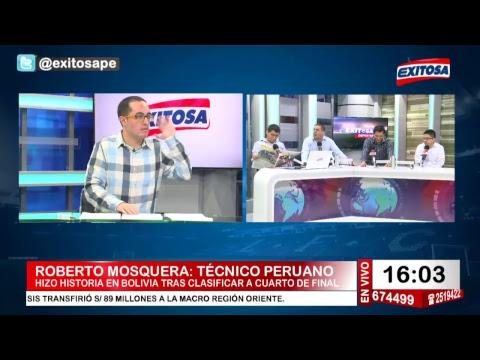 Exitosa Noticias 10 de agosto del 2017