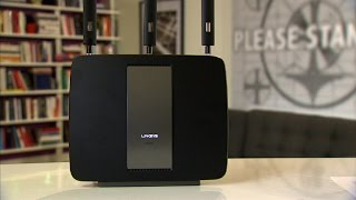 The Linksys EA9200 is a Wi-Fi router for the rich
