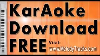 Akhlaq ahmed Sona na chandi karaoke - www.MelodyTracks.com