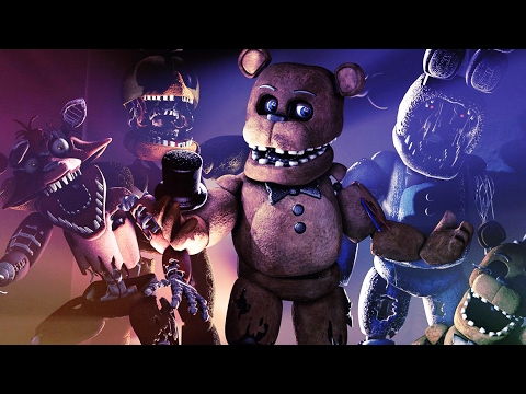 Five Nights At Freddys Animation A Nightmare Is Born E2 9c 93