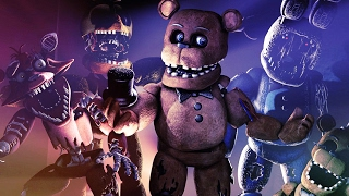 Five Nights at Freddy s Animation A NIGHTMARE IS BORN