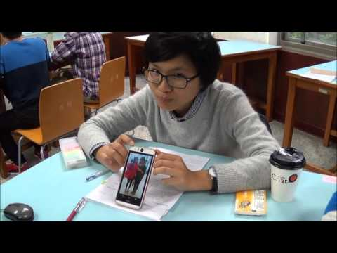 Course Snapshot - 學術英文口頭報告