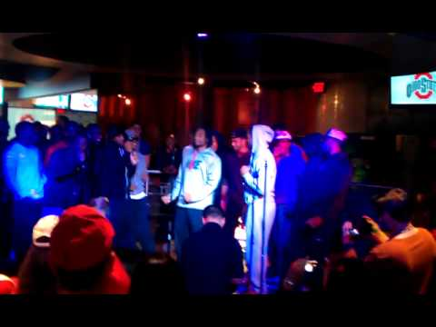 Ohio State karaoke