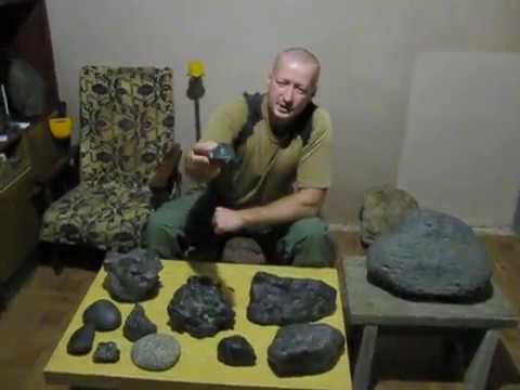 Каменные метеориты / Stone Meteorites