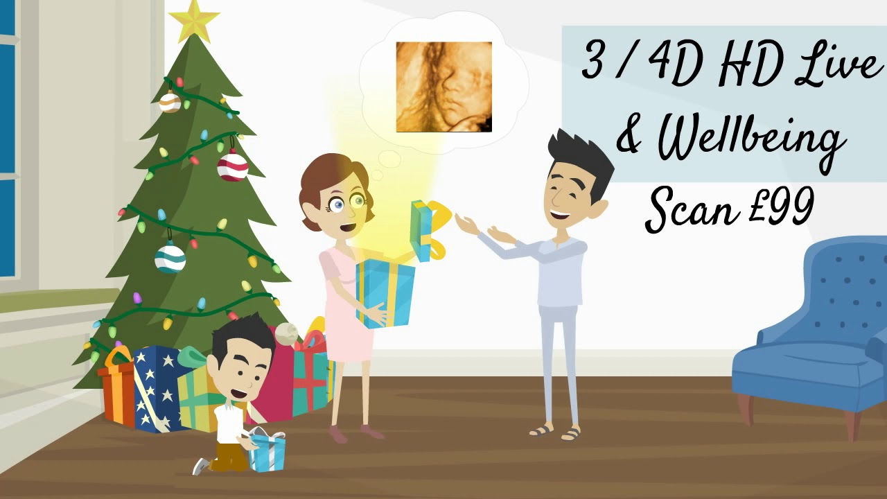 Xmas Scan Offers at The Aster Baby Scan Clinic