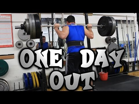 One Day Out - SBD Knee Sleeves