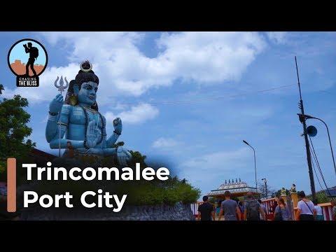 Trincomalee - Port City of Eastern Province, Sri Lanka