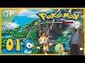 The Adventure Begins - Sinnoh #01 [ Pokemon Revolution Online ]