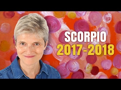 SCORPIO 2017 - 2018 ASTROLOGY | Abundant Year Ahead!