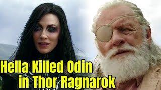 New York scene in Thor Ragnarok explained for Avengers Infinity War